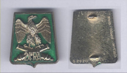 Insignes du 24e R�giment d'Artillerie
