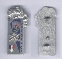 Insignes du 201e Groupe de R�paration du Mat�riel de Corps d'Arm�e
