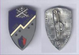 Insignes du 203e Groupe de R�paration du Mat�riel de Corps d�Arm�e