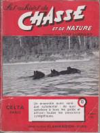 C1   Tony BURNAND Cahiers De CHASSE Et NATURE 13 1953 Jacques PENOT Decomble - Chasse & Pêche