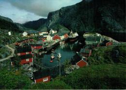 NUSFJORD I  LOFOTEN     NORWAY     (NUOVA) - Norvegia