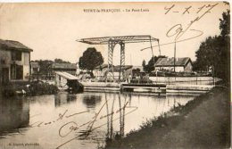 51 - VITRY -LE - FRANCOIS -LE PONT-LEVIS - Vitry-le-François