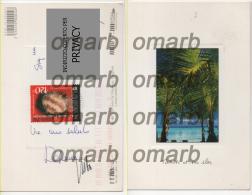 Car1179 Tahiti Et Ses Iles Polynesie Francaise Timbre Oursins Faune Sous-marine, Fauna Marina Sea Urchins - Polinesia Francese