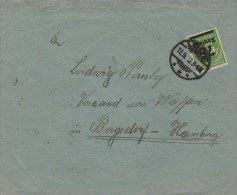 Germany; Infla Cover - Sept. 11, 1923 - Alemania