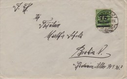 Germany; Infla Cover - Sept. 17, 1923 - Lettres & Documents