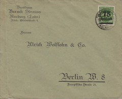 Germany; Infla Cover - Sept. 18, 1923 - Lettres & Documents