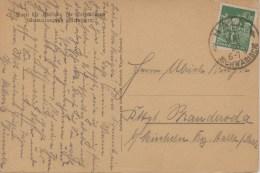 Germany; Infla Postcard - May 24, 1923 - Alemania