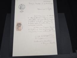 FRANCE - Document Fiscal - Détaillons Collection - A étudier - Lot 4036 - Fiscaux
