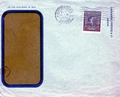 Stempel Antwerpen 1921 - Covers & Documents