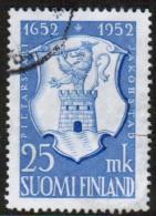 1952 Finland, Jakobstad-Pietarsaari Used. - Used Stamps
