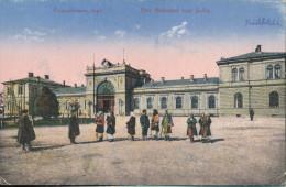 Szófia/Sofia (Sophia) - Railway Station :) - Bulgaria