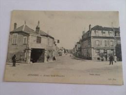 AUXERRE AVENUE SAINT FLORENTIN - Auxerre