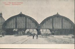 Lviv (Lwów, Lemberg), Ilyvó - Railway Station :) - Poland