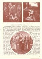 Original Zeitungsbericht - 1929 - Zigeunerweihnacht , Saintes-Maries-de-la-Mer , Weihnachten , Madonna !!! - Maria & Joseph