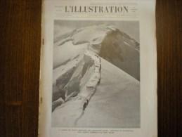 L'Illustration (F), 15/2/1936, Chasseurs Alpins Au Mont Blanc + Le Luthier De Mirecourt - Livres, BD, Revues