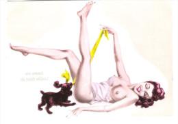 PIN UP - Femme - Nude Girl - Woman - Frau - Erotic - Erotik - Editions FMS - Pin-Ups