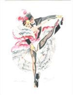 PIN UP - Femme - Nude Girl - Woman - Frau - Erotic - Erotik - NDF - French Can Can - Pin-Ups