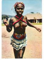 PIN UP - Femme - Nude Girl - Woman - Frau - Erotic - Erotik - Africa - Little Dancer - Pin-Ups