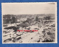 Photo Ancienne - LE HAVRE - Vue Des Ruines De La Ville Sous La Neige - 1945 - Photographie Gilbert Fernez - Plaatsen