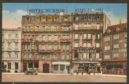 STRASBOURG Hôtel Du Rhin (CAP) Bas Rhin (67) - Strasbourg