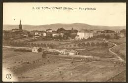 LE BOIS D'OINGT Rare Vue Générale (Sutorius) Rhône (69) - Le Bois D'Oingt