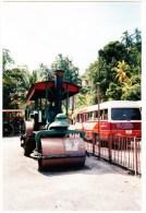 ROAD ROLLER: Sri Lanka - Stoomwals / Rouleau à Vapeur  - (3) - Trains