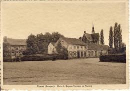 Vorst (Kempen)  Huis A. Beyens En Pastorij  ( En Omgeving) - Laakdal