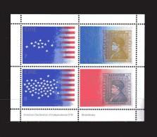 Irlanda -x- Eire ** - 1976 - Bicentenaire De L´Indépendence Des Etats-Unis,  BF. 2.   MNH - Blocchi & Foglietti