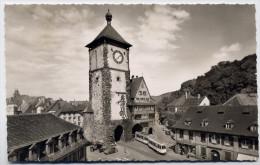 AK Freiburg - Das Schwabentor - Freiburg I. Br.