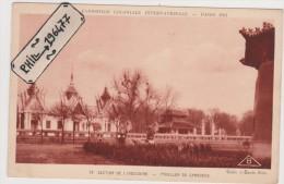 75 Paris - Cpa / Expo. Coloniale 1931 - Pavillon Du Cambodge. - Mostre