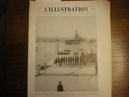 L'illustration (F), 24/11/1928, Réception Navale à Malte + Souvenirs De Pétain Sur La Bataille De Verdun - Livres, BD, Revues