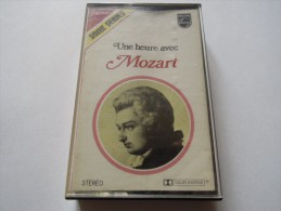 Ingrid Haebler, Davis Colin, Galliera Alceo &+ - Une Heure Avec Mozart - Philips 7317058 Made In France - Cassettes Audio