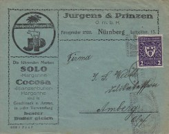 Germany; Infla Cover April 4, 1922 - Lettres & Documents