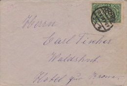 Germany; Infla Cover July 30 , 1923 - Lettres & Documents