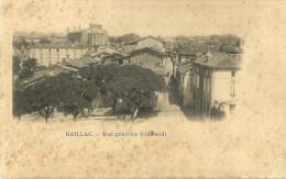 81 GAILLAC VUE GENERALE DUGOURC - Gaillac