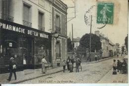 SAINT LEU La Grande Rue - Saint Leu La Foret