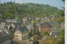 Blick Auf Monschau In Der Eifel - Eupen Und Malmedy