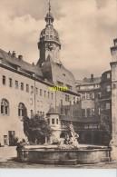 Sondershausen  Schlosshof - Sondershausen