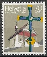 Suisse Schweiz Svizerra Switzerland Pro Patria 1996 Zumstein** No 251 - Ongebruikt