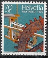 Suisse Schweiz Svizerra Switzerland Pro Patria 1996 Zumstein** No 252 - Ongebruikt