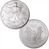 2013 - 1 Dollaro Argento Dollar En Argent - Liberty Silver Plata Eagle Silber Once Onza Oncia Unze - R. Lingots