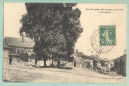 LES GRANDES - ARMOISES - La Grand'Rue - France