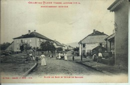 CELLES SUR PLAINE - Francia