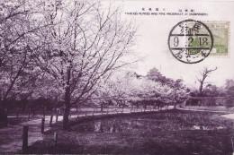 Korakuen- Famous Places And Fine Prospekts In  ** 1918 ** Ed Kajgakenkyukai - Japon