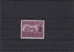 Generalgouvernement (GG) Prämienmarke  20 Pkte Zigaretten - Ocupación 1938 – 45