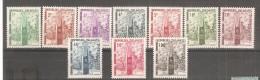 Serie Nº  Taxa 41/50 Madagascar - Madagascar (1960-...)