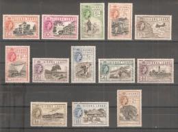 Serie Nº  181/93 Sierra Leone - Sierra Leone (...-1960)