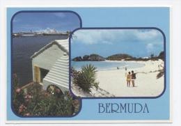 BERMUDA --MULTIVUES  - RECTO/VERSO -C11 - Bermudes