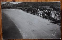 22 : En Avion Au-dessus De Pletin-les-Grèves - St-Efflam - La Plage - Plan Inhabituel - Petit Pli D'angle - (n°3741) - Plestin-les-Greves