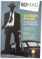 BD MAG. NOV-DEC 2013 Couv TYLER CROSS BRÜNO - Livres, BD, Revues